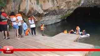 Antalya'daki Altınbeşik Mağarası'nı 10 Günde 5 Bin Kişi Ziyaret Etti