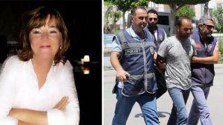 Antalya'da Öldürülen Alman Kadının Cinayet Şüphelisi Adliyede