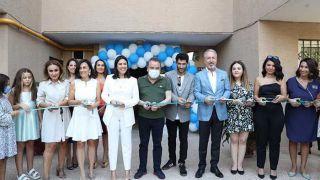 Antalya Büyükşehir Belediye Başkanı Böcek UCIM Dernek Ofisi'nin Açılışını Yaptı