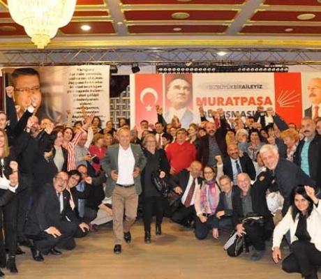 Antalya CHP İl Başkanı ve Adayı Kumbul: Davul da Bende, Tokmak da Bende Olacak