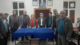 """Antalya'da Sülekler Köylüleri, """"Kömür Madenine Hayır!"""" Dedi"""
