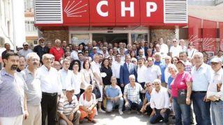 CHP Antalya'dan Muharrem İnce'ye Bağış Desteği