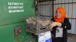 Antalya'da Girişimci Kadını, Pamuk İflas Ettirdi