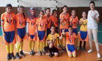 Antalya'da Eski Lastiklerle Çalışan Kızlar, Futsalda Şampiyon Oldu