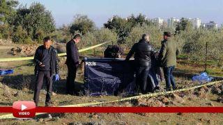 Antalya'da Boş Arazide 35 Yaşlarında Erkek Cesedi Bulundu