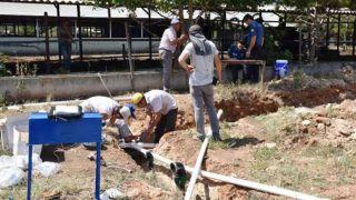 Antalya'da Hırsızlar, Üniversiteden 22 Vana Çaldı