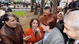 İyi Parti Genel Başkanı Akşener Antalya'da