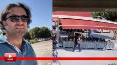 Antalya'da Doktorun Talihsiz Ölümü Güvenlik Kamerasın Saniye Saniye Yansıdı