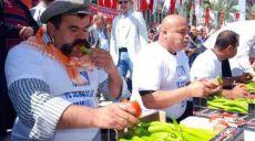 Antalya'da Acı Biber Yeme Turnuvalarının Değişmez Yarışmacısı Hayatını Kaybetti